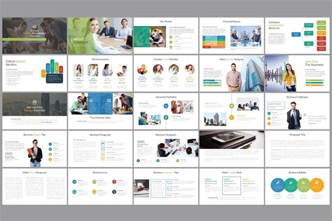 Pitch Deck Template Premium Pitch Deck Template Presentation Templates