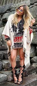 Boho Mode Online Shop : 25 boho chic fashion styles to try out in spring summer ~ Watch28wear.com Haus und Dekorationen