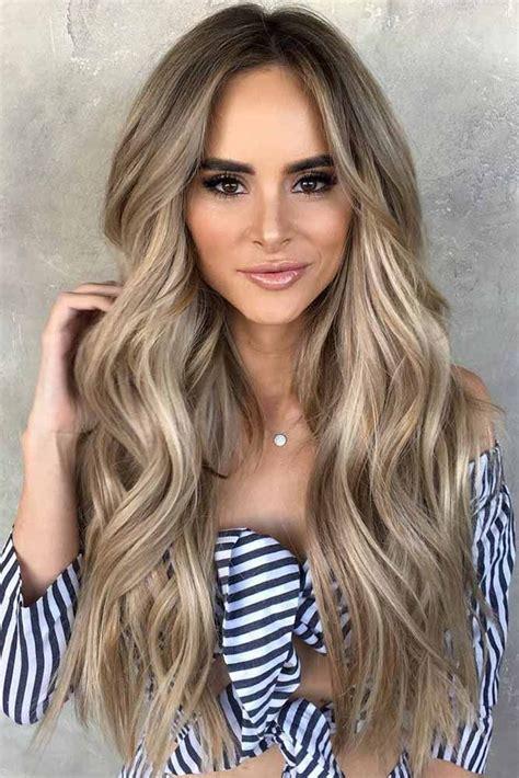 top  dirty blonde hair styles hair ideas balayage