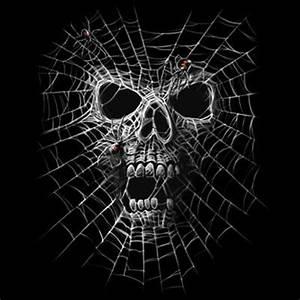 DICKIES BLACK WORK SHIRT CUSTOM DESIGN BLACK WIDOW SPIDER WEB
