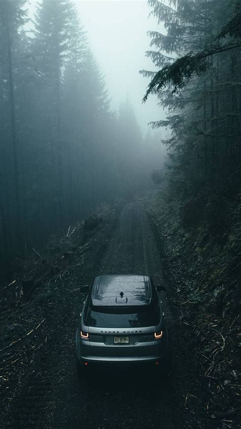 range rover sport  forest iphone wallpaper iphone