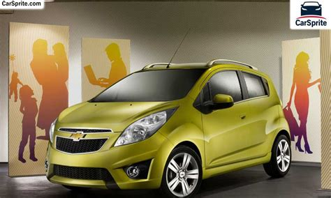 Chevrolet Spark 2017 Prices And Specifications In Qatar