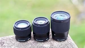 The Sigma Trio: 3 of the Sharpest A6000 Lenses | Lenses, Sigma, Trio