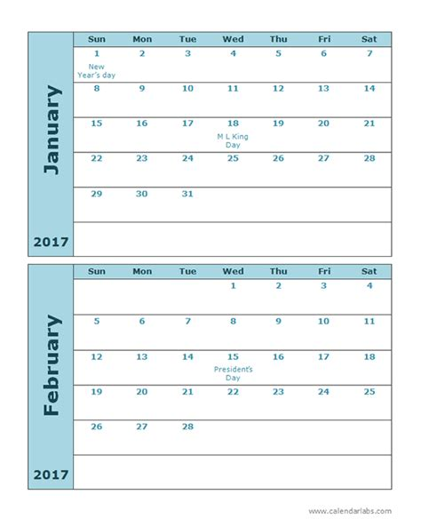 2017 Calendar Template 2 Months Per Page  Free Printable. Thesis Statement For A Narrative Essay Template. Silent Auction Bid Template. Lesson Plan Template Daily Template. Expense Tracking Chart. Free Powerpoint Poster Templates. Work Order Format For Contractor Esrkt. What Is Margin Trading Template. Analysis Report Sample