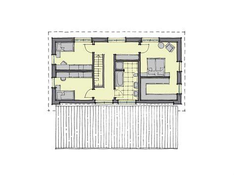 Kleines Einfamilienhaus Grundriss by Kleines Modernes Haus Grundriss