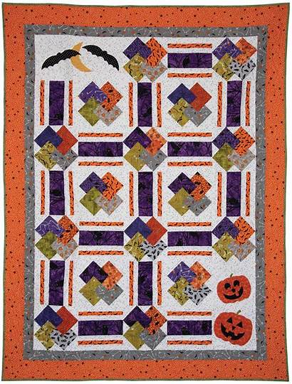 Ghoul Yule Quilt Quilting Pattern October September