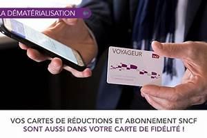 Carte Voyageur Sncf Perdue : d mat rialisation des cartes de r duction voyageur sncf agis business travel ~ Medecine-chirurgie-esthetiques.com Avis de Voitures