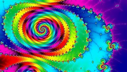 Colorful 3d Rainbow Wallpapers Spiral Vector