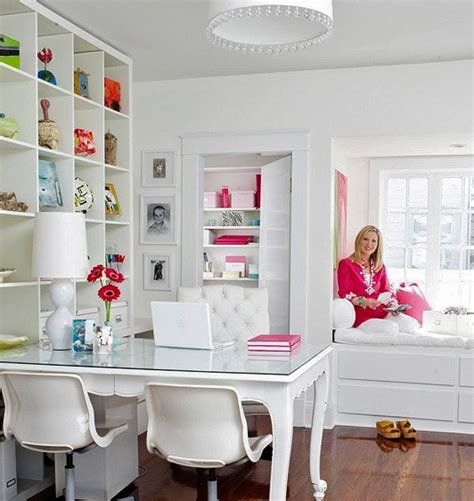 Perfectly Pretty Craft Room Ideas  Home Design Photo