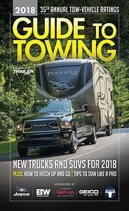 Get The Ultimate Rv Towing Guide For 2018 Trailer Life 39 S