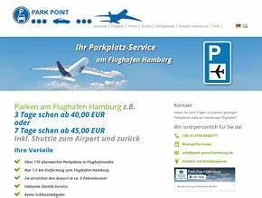 Park Point Hamburg : park point der parkplatz am flughafen hamburg ~ Markanthonyermac.com Haus und Dekorationen