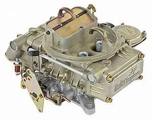 Model 4160 450 Cfm Four Barrel Marine Carburetor
