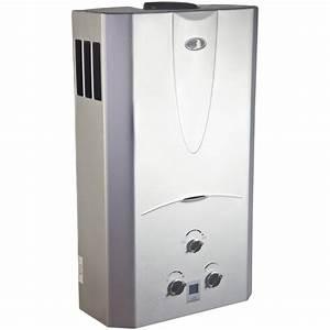 Marey Gas 16l Digital Panel Tankless Water Heater