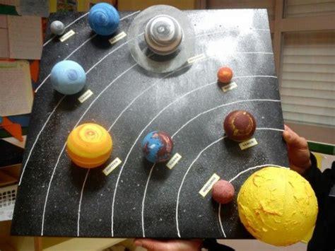 manualidades sistema solar para ni 241 os manualidades es