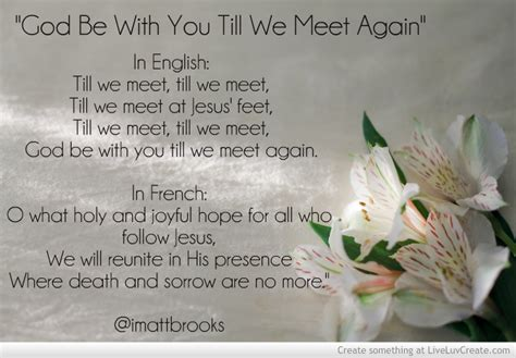 Till We Meet Again Quotes Sayings