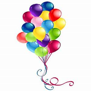 Party Balloons - Party Clip Art Images