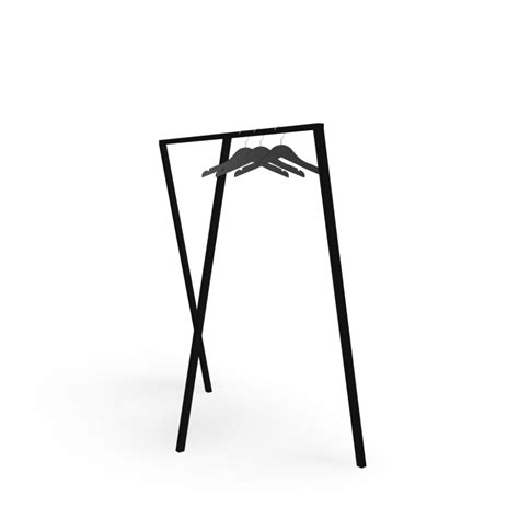 loop stand garderobe design and decorate your room in 3d