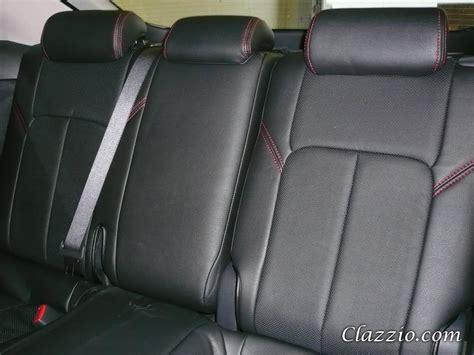 Pvc-type Clazzio Leather Seat Covers