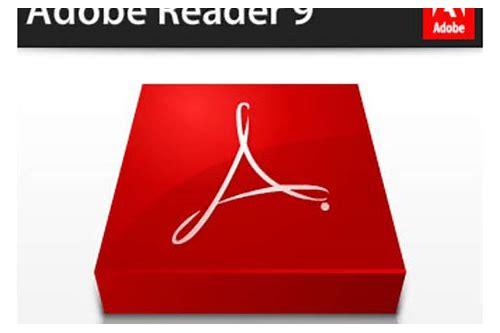acrobat reader 9 free download baixaki