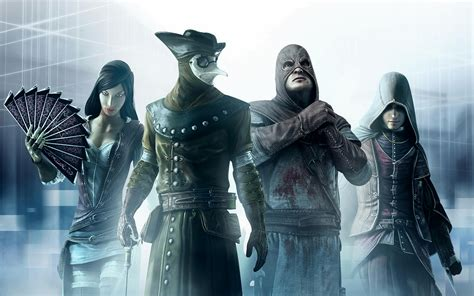 2011 Assassins Creed Brotherhood Wallpapers Hd