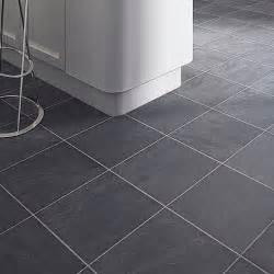 leggiero silver blue slate effect laminate flooring 1 72 m pack departments diy at b q