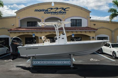 Sportsman Boats T Top by New 2016 Sportsman Masters 227 Bay Boat Boat For Sale In