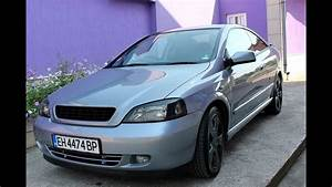 Opel Astra G Coupe Bertone 1 8i 125hp