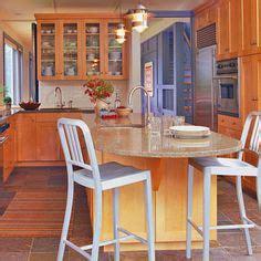 tile on kitchen countertops beadboard backsplash trim it with rustic wood slats 6174