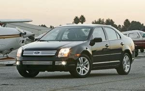 2006 Ford Fusion Mpg by Used 2006 Ford Fusion Sedan Pricing Features Edmunds