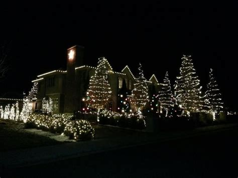 great debate white  colored christmas lights