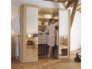 Idée Dressing Fait Maison : dressing petite chambre longueur google search maison ~ Melissatoandfro.com Idées de Décoration