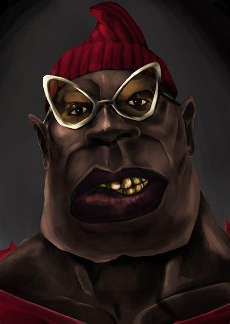 Uberkartoon Art And Redesigns — Real Life Donkey Kong