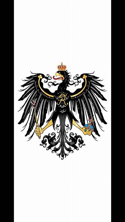 Flag Mobile Wallpapers Prussia Phones Enjoy