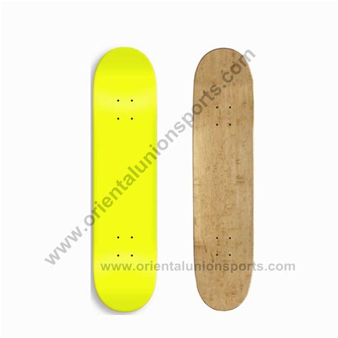 Blank Skateboard Decks 80 Inches by Blank Skateboard Deck 8 5 Inch