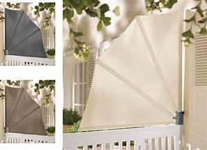 Balkon Sichtschutz Fächer : balkonf cher in verschiedenen farben sichtschutz und sonnenschutz bader ~ Indierocktalk.com Haus und Dekorationen