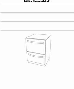 Kitchenaid Dishwasher W10300220b User Guide