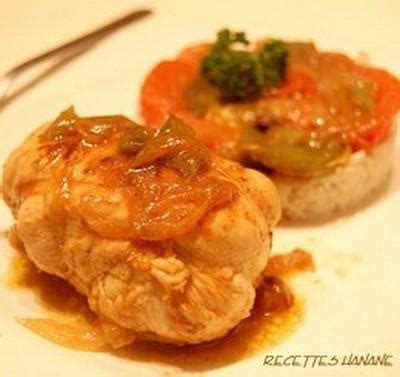 cuisiner escalope de poulet recette escalope de poulet farcie au fromage fondant 750g