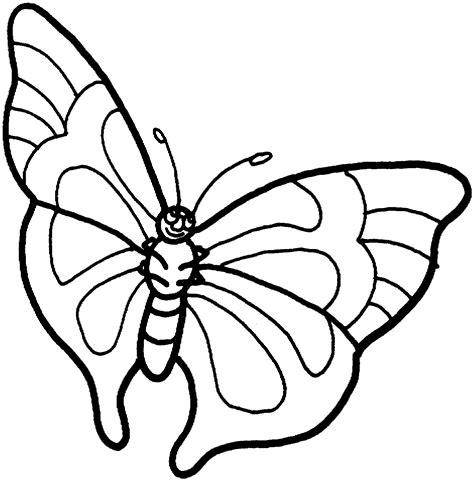 batik kupu kupu free printable butterfly coloring pages for