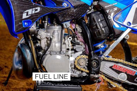 replace  fuel    dirt bike motosport