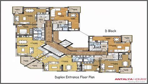 residence orion immobilier de luxe  konyaalti antalya