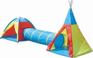 Tente Enfant Exterieur : tentes et tunnel enfant acheter tente tunnel tipi tente de jeu d aventure petit prix ~ Farleysfitness.com Idées de Décoration