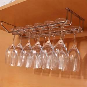 Porte Verre à Pied : achetez en gros mur mont porte verre de vin en ligne ~ Dailycaller-alerts.com Idées de Décoration