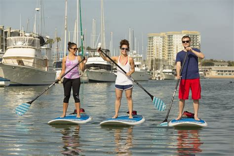 Marina Del Rey Paddle Boat Rentals by A Guide To Stand Up Paddleboarding In Marina Del Rey Los