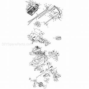 Mountfield M5  Mpr10067  Parts Diagram  Page 1