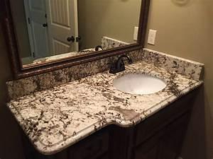 Bathroom Elegant Bathroom Vanity Countertops With