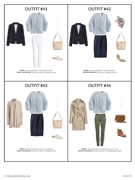 essential capsule wardrobe spring  collection