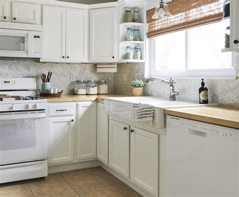 Butcher Block Countertops - how to install butcher block countertops