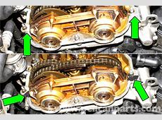 BMW E39 5Series Valve Cover Gasket Removal 19972003