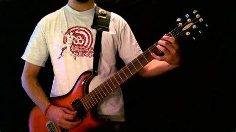 Video Tutorial Para Guitarra Y