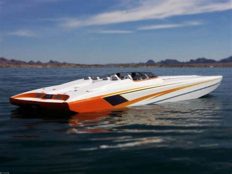 Performance Power Boats by Research 2013 Nordic Power Boats 43 Enforcer On Iboats